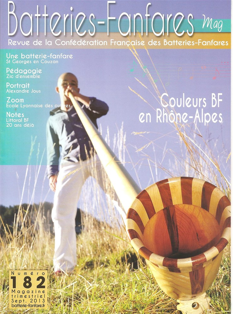 Couverture BF Mag