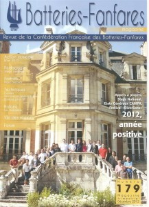 Couverture BF Mag 179