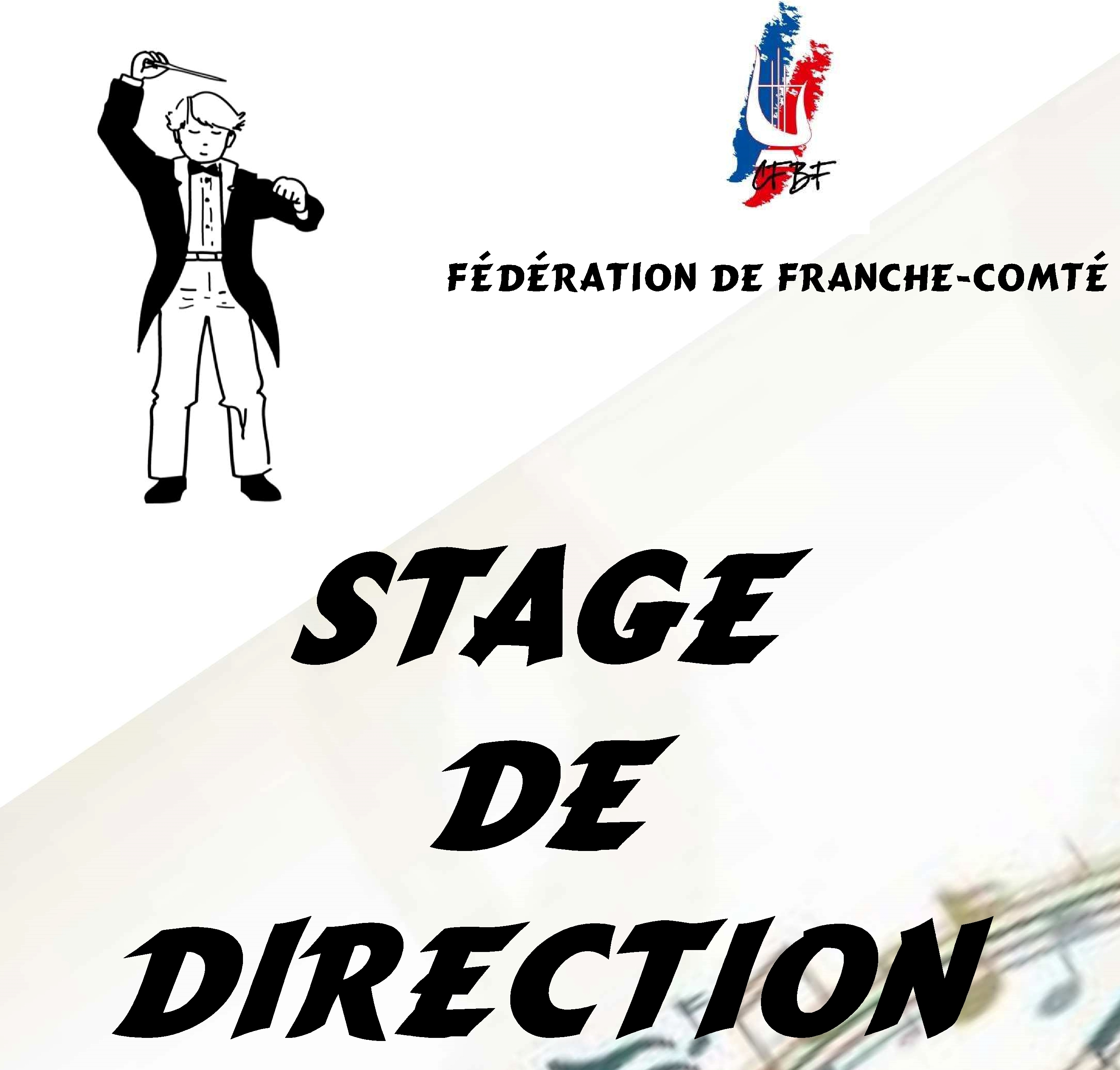 Stage direction Franche conté 2015 red