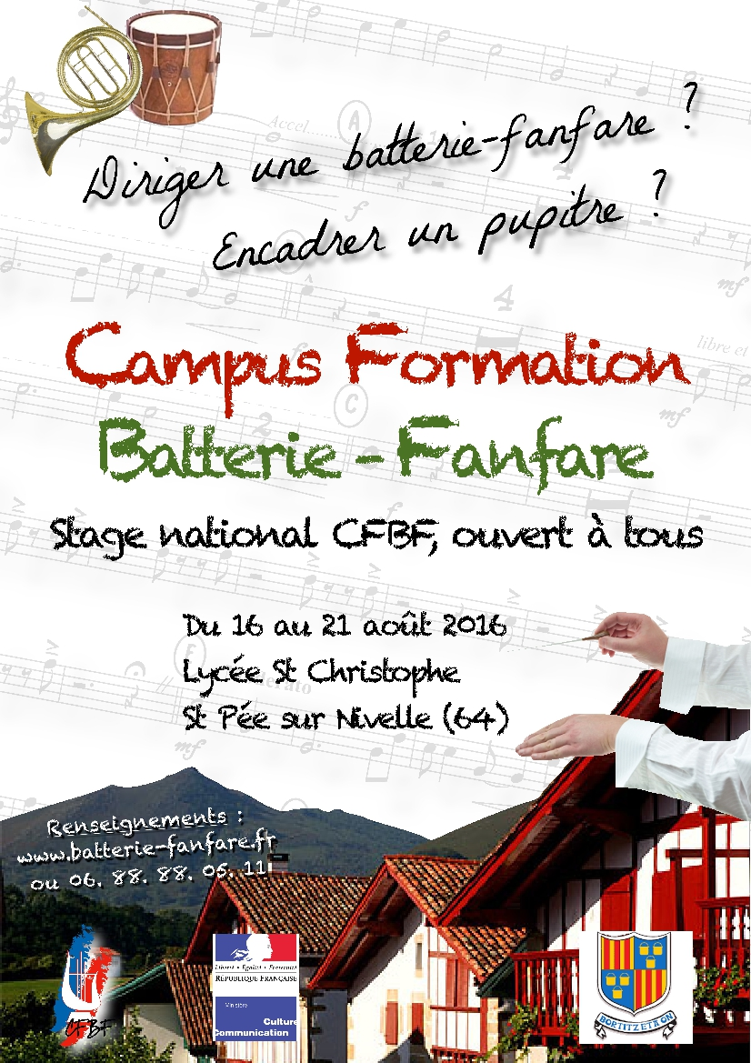 Affiche 3 stage national