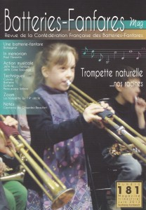 Couverture BF Mag 181
