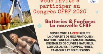 Congrès CFBF à Nevers(58) : le programme complet