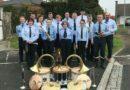 La Batterie-Fanfare des Pompiers d'Avesnes (59) en concert pour le Téléthon le 8 décembre 2019