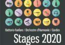 Cravans accueillera le 2ème stage Batterie-Fanfare en collaboration avec l'ASSEM 17 en avril 2020