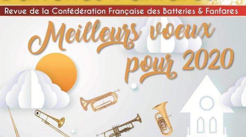 Le numéro 207 de Batteries-Fanfares Magazine