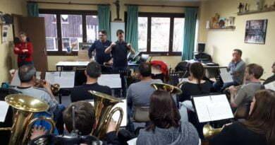 La Haute-Savoie a accueilli un stage de direction d'orchestre